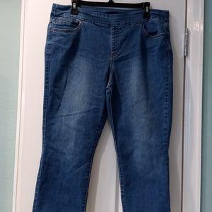 Westbound 16 P Capri jeans
